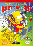 Simpsons: Bart vs. the World, The (Nintendo Entertainment System)